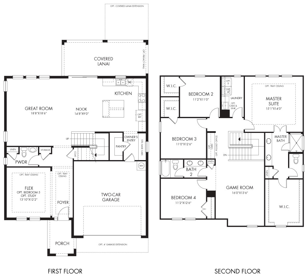Palmyra floorplan