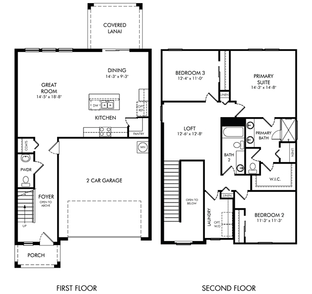Juniper floorplan