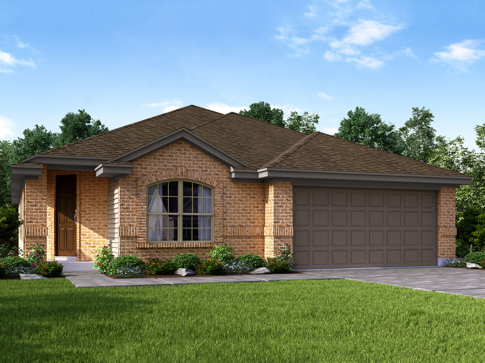 New homes in pearland tx meritage homes for Home elevation houston