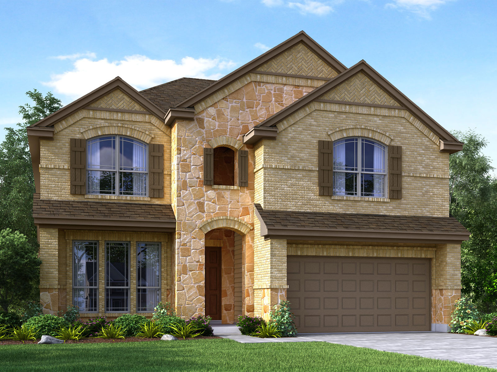 New Home Communities in Dallas/Fort Worth, TX – Meritage Homes