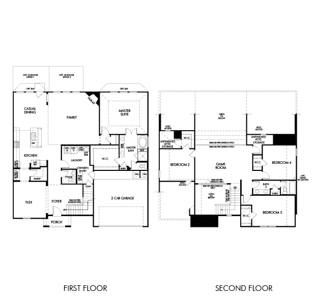 841 expedition way for Interactive home floor plans