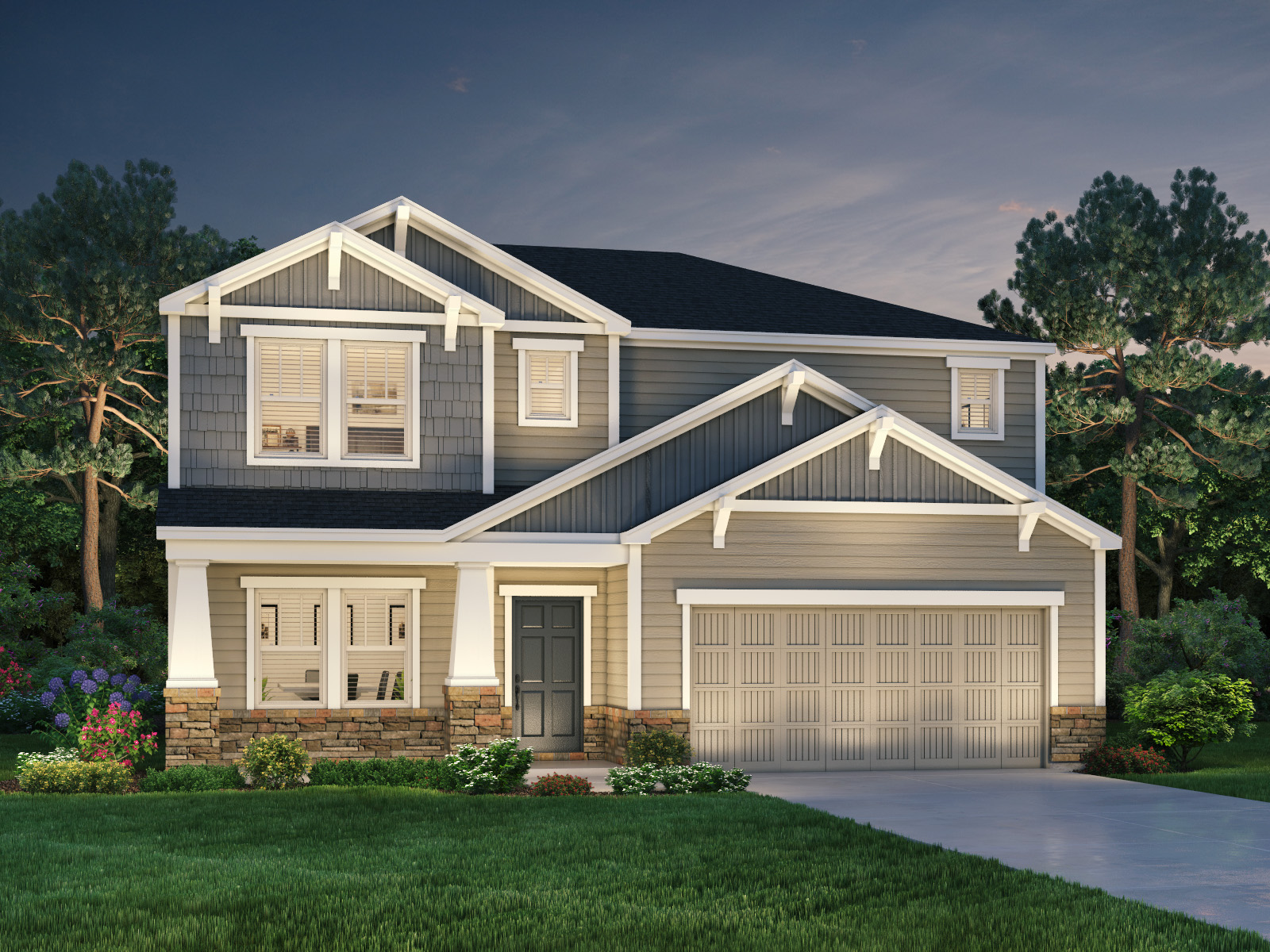 Bridgewater by Meritage Homes | New Homes for sale in Simpsonville, SC