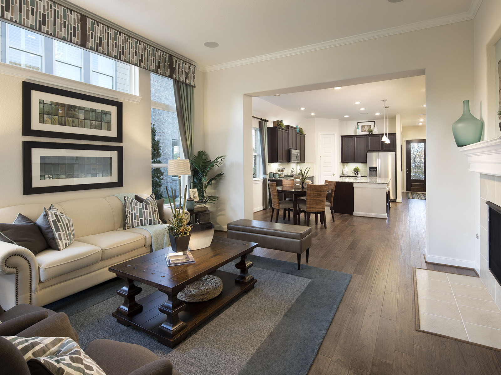 The Walnut (4002) Model – 3BR 2BA Homes for Sale in San ... on