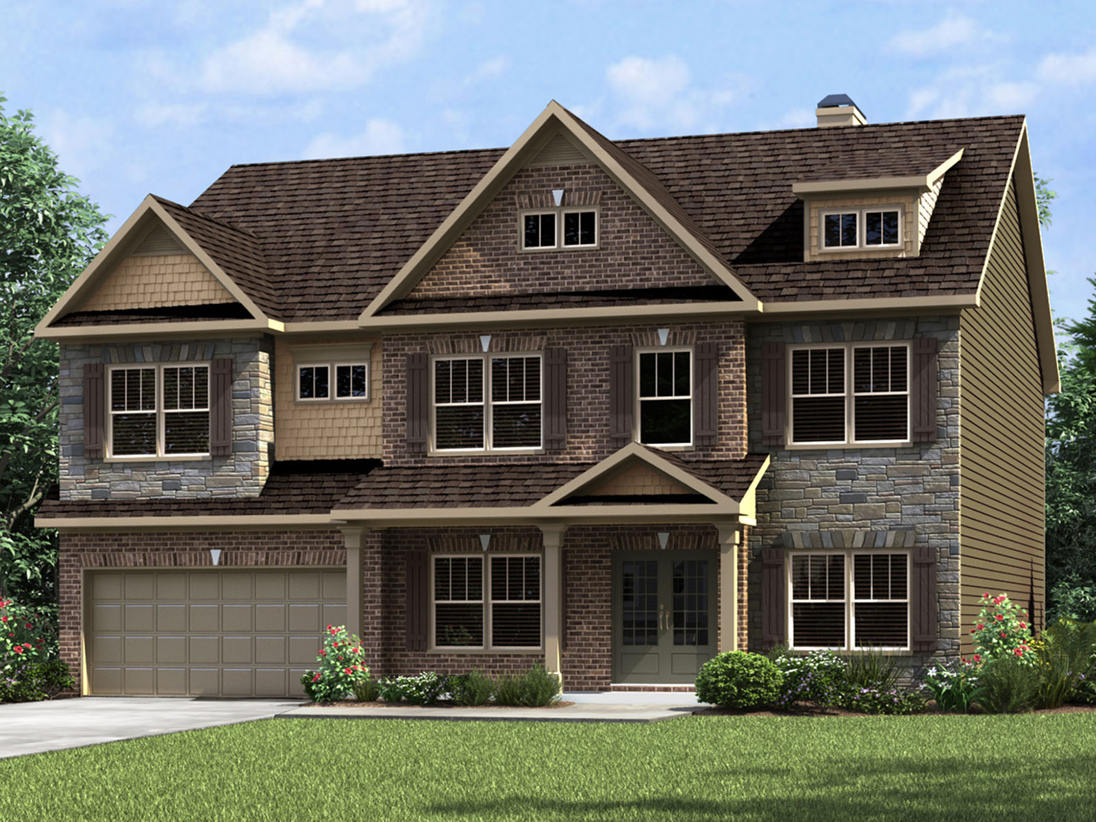 Patterson Model 4br 3ba Homes For Sale In Simpsonville