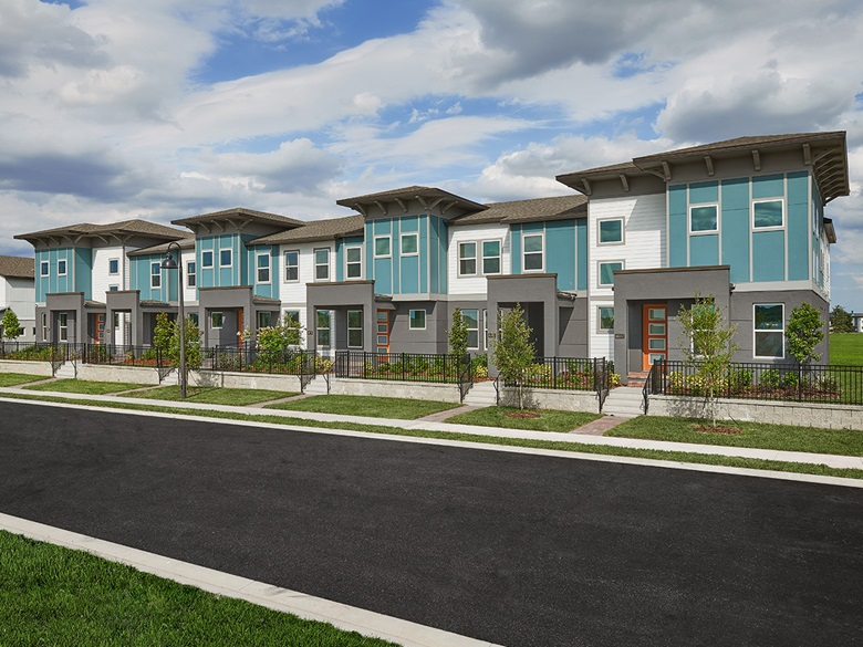 Sand Lake Sound Townhomes