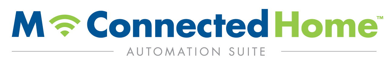 M Connected Home Logo