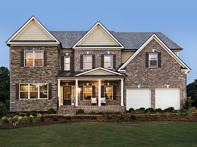 Build a home with meritage homes for Brand new house plans