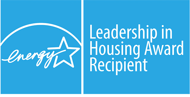 Energy Leadership in Housing Award Recipient