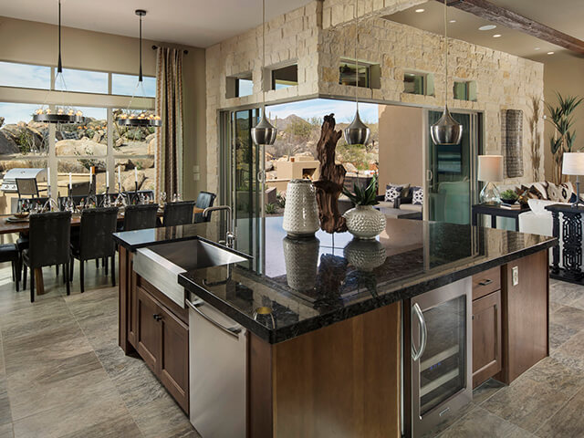 Kitchen in Tucson Arizona