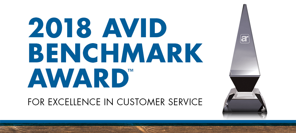2018 Avid Benchmark Awards