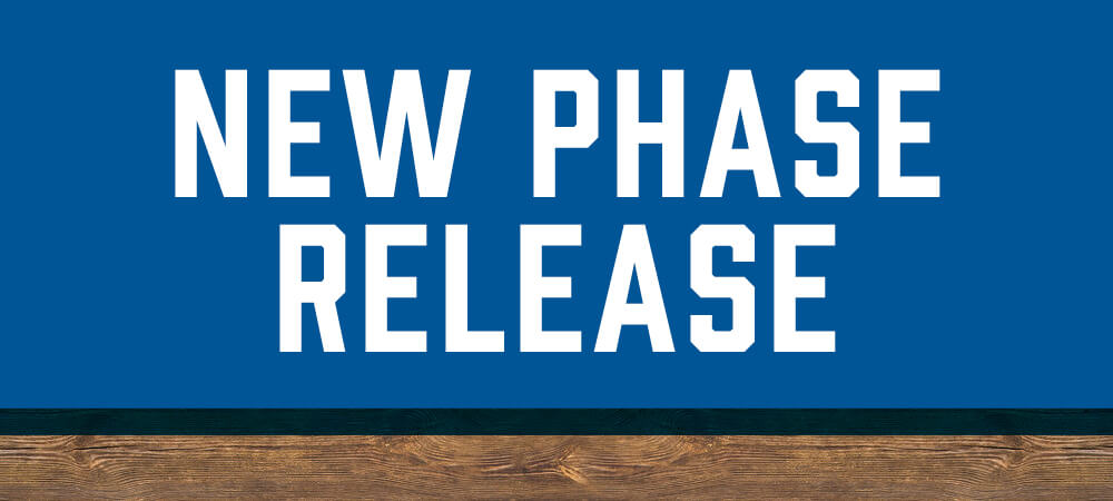 new phase release