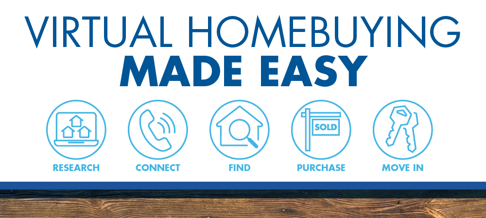 Virtual Homebuying Made Easy