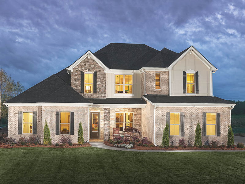 Build a Home with Meritage Homes