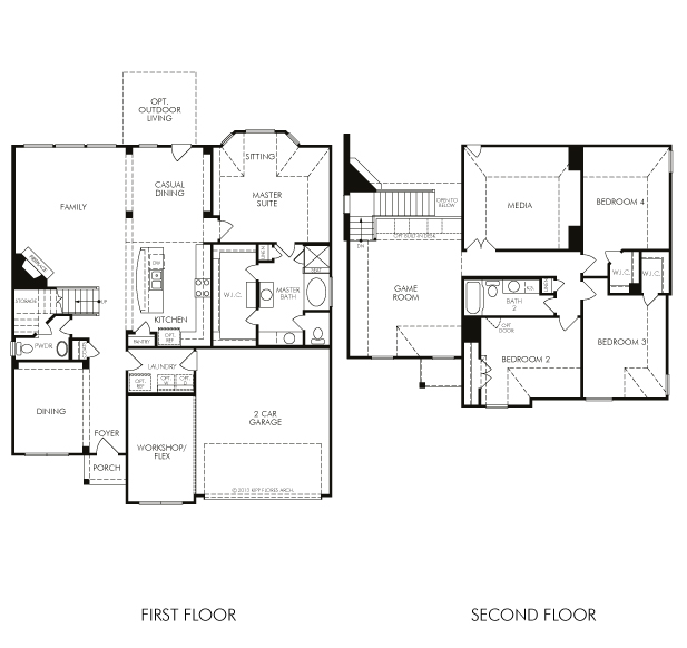Awesome Explore This floorplan. Detailed Floorplans ...