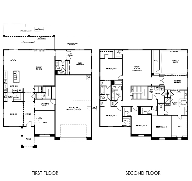 Fenton Floor Plan