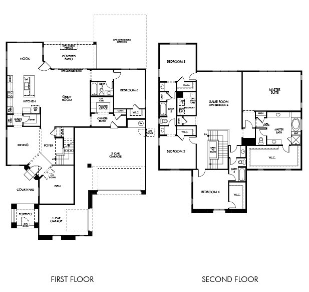 Morrow Floor Plan
