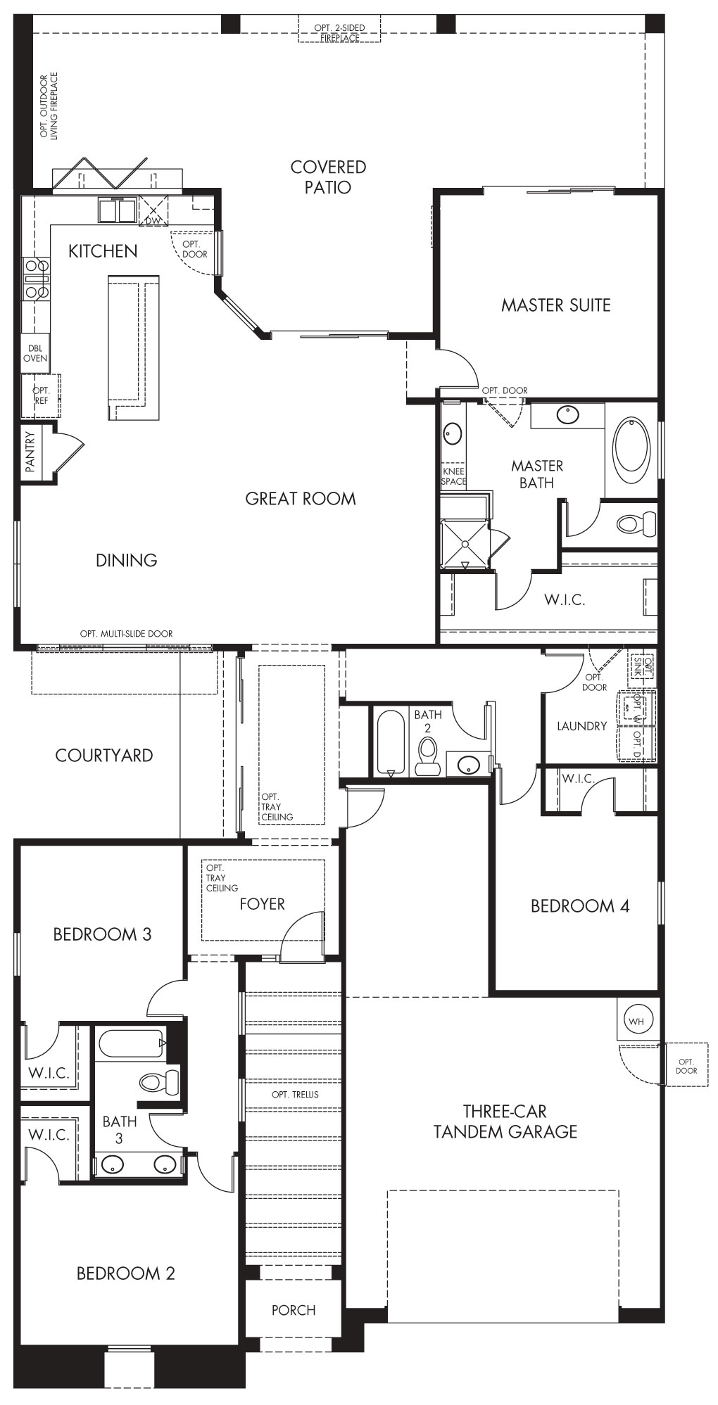Sierra Plus Floor Plan