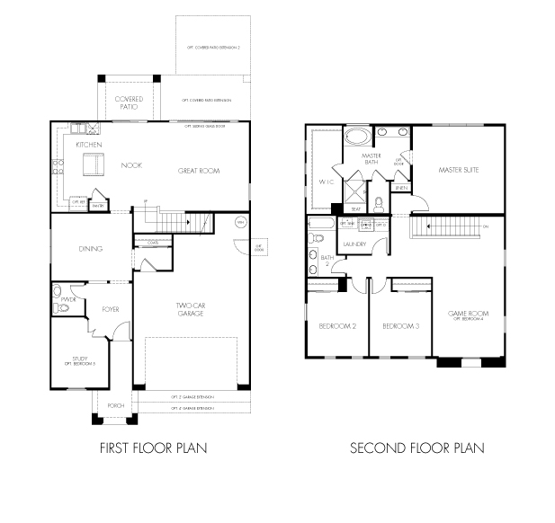 Hayworth Floor Plan