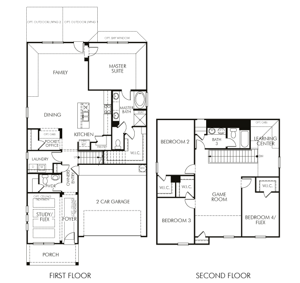 Paloverde Floorplan